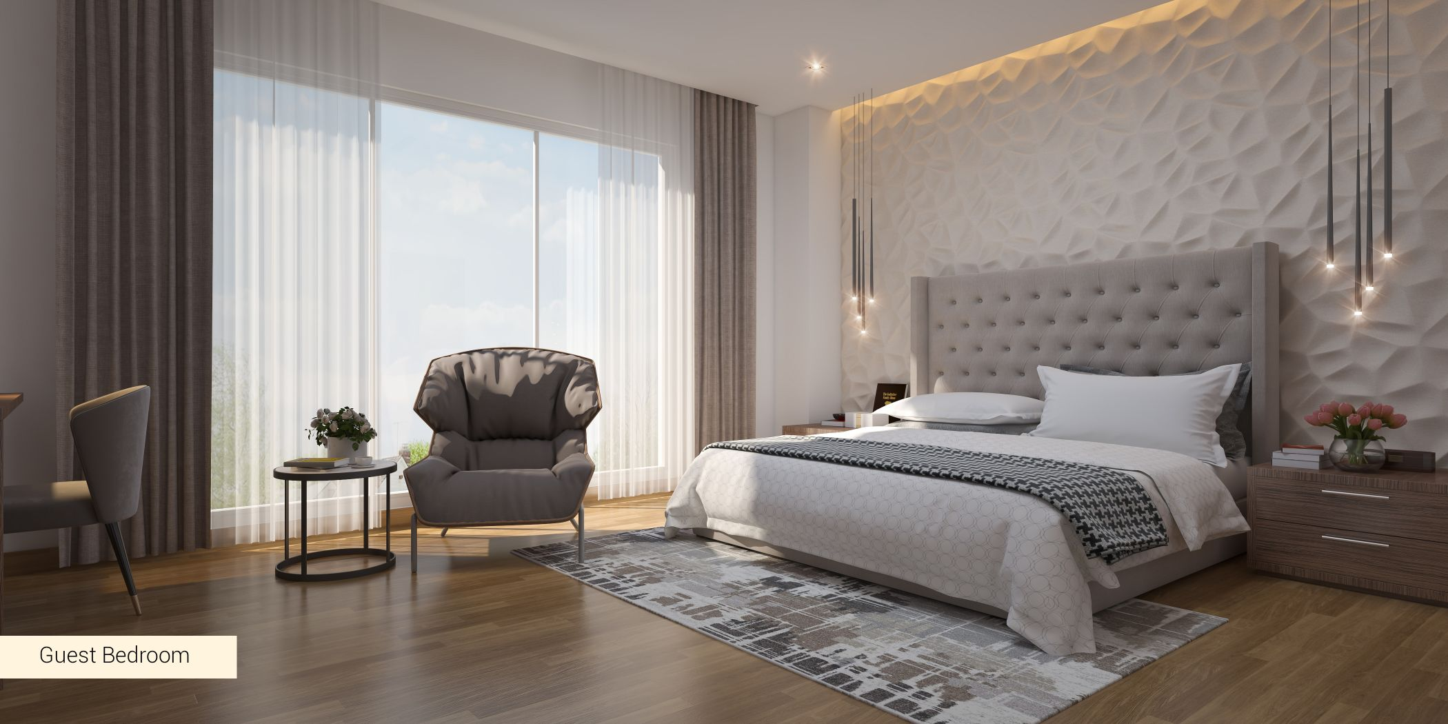 CLB.HOUSE G.BEDROOM