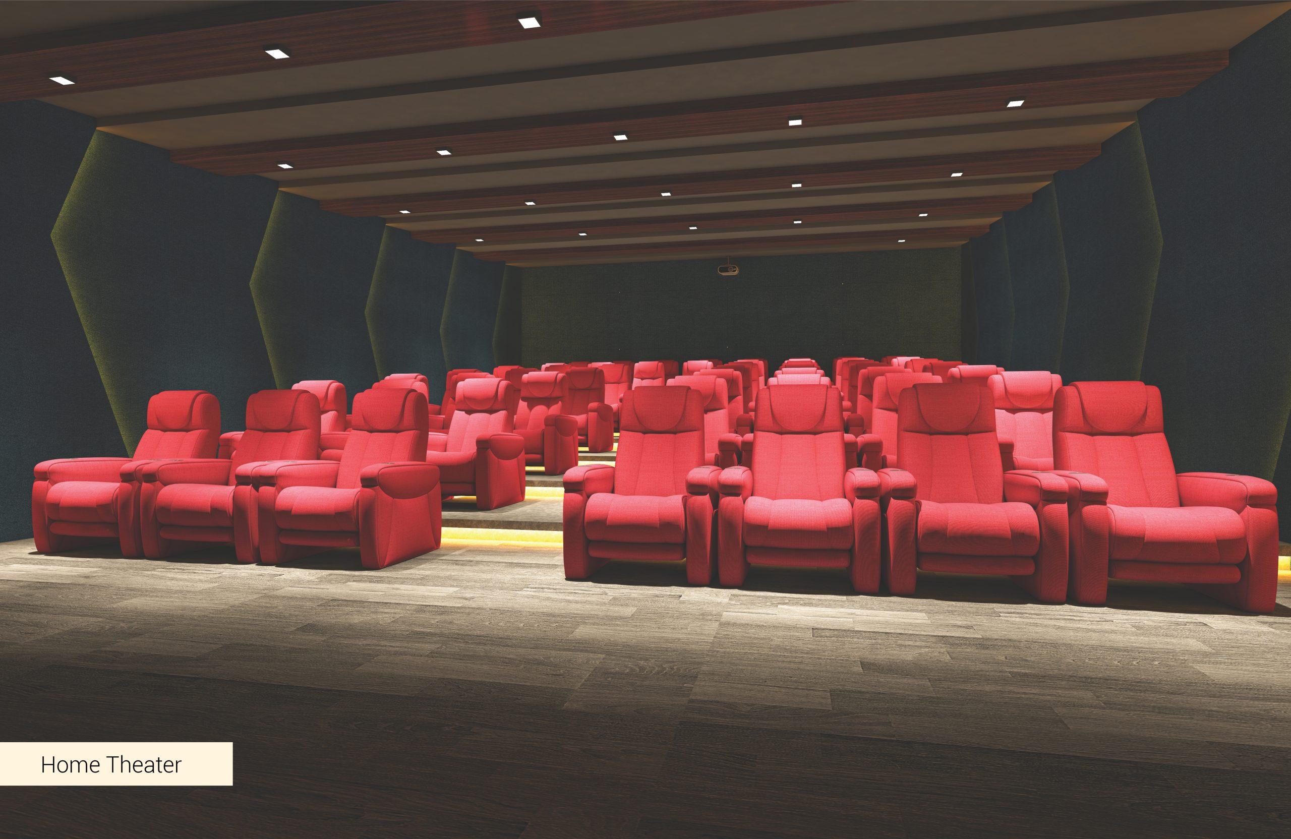 Home Theatre edited
